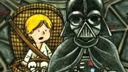 Darth Vader, o pai do ano!