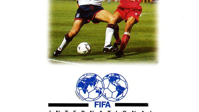 ea994e4eae8f6 Relembre todas as capas de FIFA (1994 – 2016) - Games