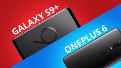 OnePlus 6 vs Galaxy S9 Plus [Comparativo]