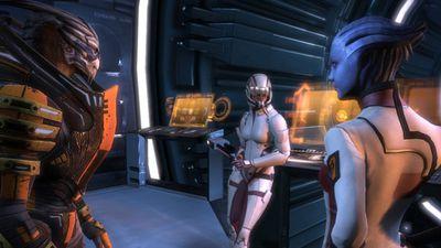 BioWare libera imagem dos bastidores de novo Mass Effect