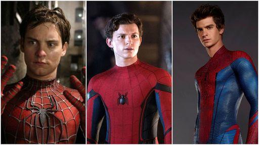 Homem-Aranha 3 │ Kevin Feige confirma que rumor sobre novo filme é real