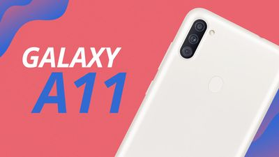 Galaxy A11: melhorou, e muito, mas temos um problema