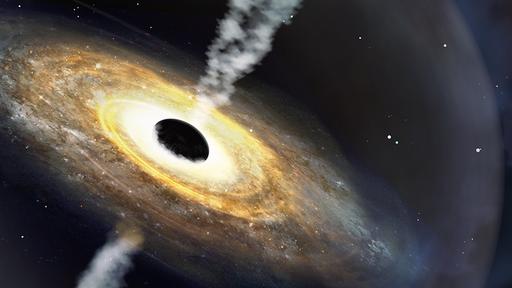 """Astrônomos encontram """"cadáver"""" de um centro galáctico ativo; entenda"""