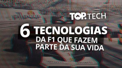 6 tecnologias da Fórmula 1 que fazem parte da nossa vida
