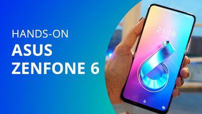 ZENFONE 6: Câmera Flip, Snapdragon 855 e Zen UI limpa [Hands-On]