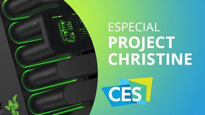 Project Christine, da Razer, promete facilitar upgrade de máquinas para games [Especial | CES 2014]