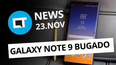 Android P para Zenfone 5; Problemas na câmera do Galaxy Note 9 e + [CT News]