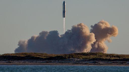 SpaceX: protótipo do Starship explode ao pousar após teste de voo bem sucedido