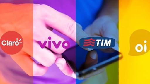 Claro, Tim e Vivo compram divisão de redes móveis da Oi por mais de R$ 16 bi
