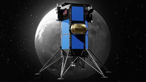 Intuitive Machines adia sua primeira missão lunar para o início de 2022