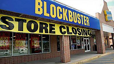 Quase morta, Blockbuster ficará com apenas uma loja aberta nos EUA