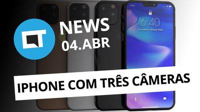 iPhone 11 tem peça roubada; falha em celulares Xiaomi e + [CT News]