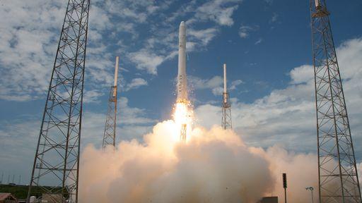 SpaceX revela imagens impressionantes de seus lançamentos; assista