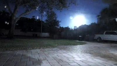 Clarão no céu causado por suposto meteoro aterroriza moradores da Bahia