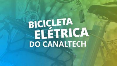 Bike elétrica do Canaltech: bastidores da criação