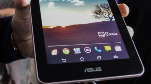 Apostando na fusão entre smartphones e tablets, ASUS lança Fonepad 7 no Brasil