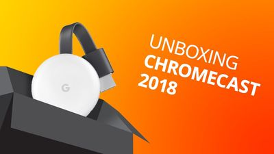 Chromecast 2018 [Unboxing / Hands-on]