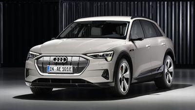 Audi revela o SUV médio elétrico e-Tron para concorrer com o Tesla Model-X