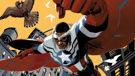 7 razões que tornam o Falcão um Capitão América rebelde e polêmico