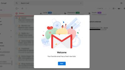 Google muda visual do Gmail no Android e permite acesso mais fácil a anexos