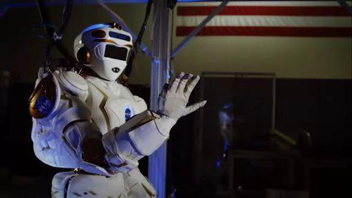 Conheça Valkyrie, o robô humanoide que ajudará o Homem a colonizar Marte