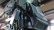 Robô gigante japonês pode ser controlado por ser humano