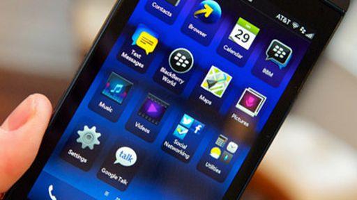 Hands On: Blackberry Q10 e Z10, aparelho com BB10 que será lançado no Brasil