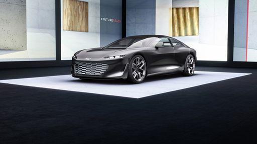 Audi Grandsphere Concept: conheça o sedã que quer redefinir o conceito de carro