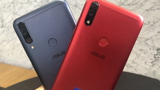 Zenfone Max Plus M2 e Max Shot são lançados no Brasil