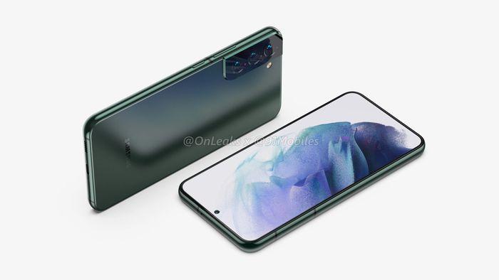 """Modelo do Galaxy S22 Plus """"vaza"""" e revela primeiros detalhes de design"""