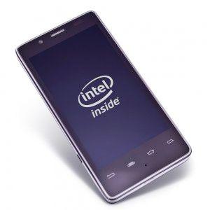 Intel possui menos de 10% do mercado de smartphones
