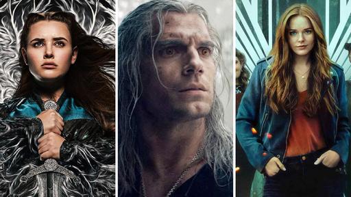 10 séries de fantasia para assistir na Netflix