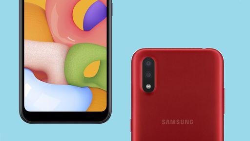 Samsung libera Android 11 com One UI 3 para o celular mais simples até agora