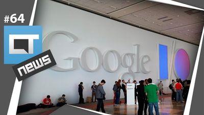 Tudo sobre a Google I/O, Doodles da Copa, GoPro do futuro e+ [CT News #64]
