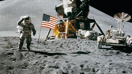 """50 anos da Apollo 15: como foi a missão que levou o primeiro """"carro"""" à Lua"""