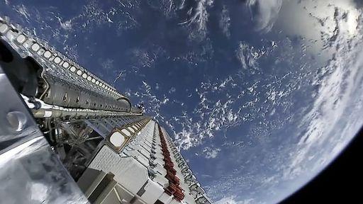 SpaceX quer oferecer serviços de telefonia por meio da internet Starlink