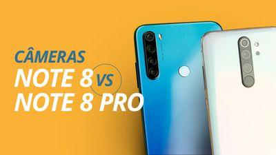 Xiaomi Redmi Note 8 e 8 Pro: custo-benefício com boas câmeras? [Comparativo]