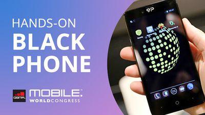 Conheça o Blackphone, o smartphone feito para ser 100% seguro [Hands-on | MWC 2014]