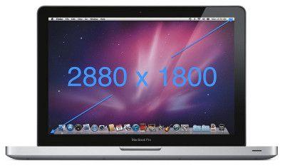 MacBook Pro com Retina Display