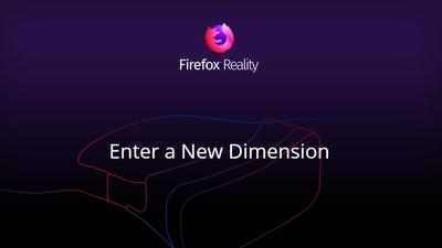 Mozilla lança navegador de realidade virtual Firefox Reality