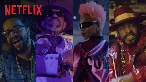 Netflix reúne astros da música negra brasileira para promover The Get Down
