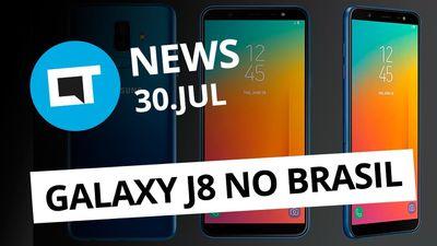 Galaxy J8 por R$ 1.899 no Brasil; Fotos do Pixel 3 XL e + [CT News]