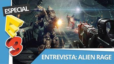Alien Rage pode ser o shooter old school que você aguardava [CT Entrevista | E3 2013]