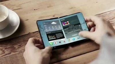 Imagens vazadas mostram como deverá ser smartphone dobrável da Samsung
