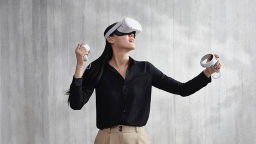 Oculus Quest 2 ganha atualização que aprimora seu rastreamento de mãos