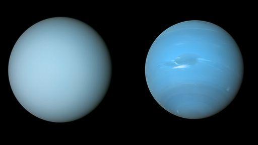 Cientistas criam modelo para estudar o misterioso interior de Urano e Netuno