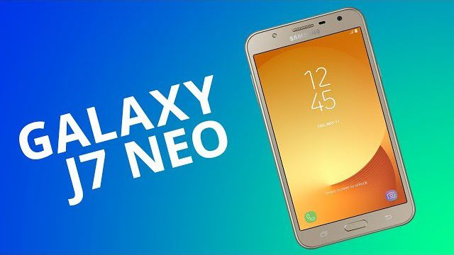 552a1fe47ee9a Samsung Galaxy J7 Neo  Análise   Review  - Vídeos - Canaltech