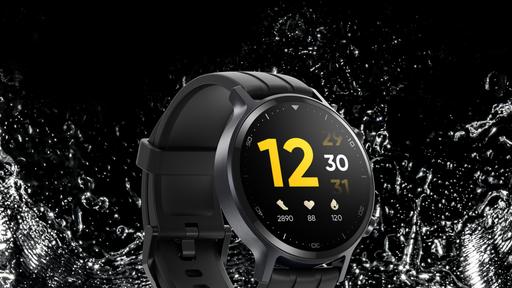 Realme Watch S é anunciado com Gorilla Glass e sensor de oxigenação sanguínea