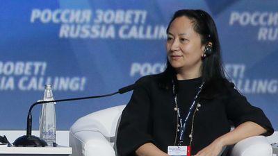 CFO da Huawei deixa a prisão sob fiança de US$ 7,5 milhões
