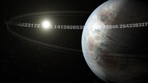 """""""Planeta pi"""": astrônomos descobrem exoplaneta com período orbital de 3,14 dias"""